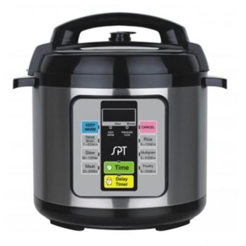 SUNPENTOWN 6.5-Quart Electric Pressure Cooker(SUPN338)
