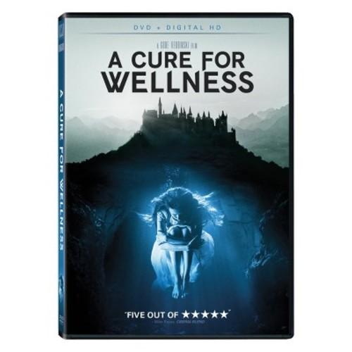 A Cure for Wellness [DVD] [Digital HD]