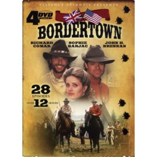 Bordertown (4 Disc) (DVD) (Remastered)