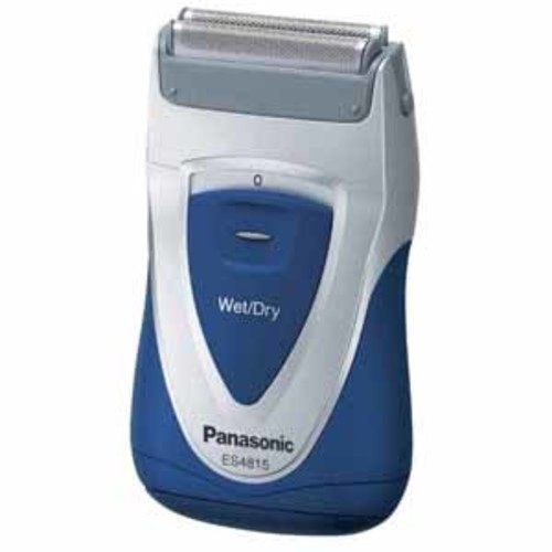 Panasonic Cordless Dual-Blade Wet/Dry Electric Travel Shaver