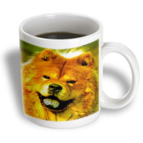 3dRose - Dogs Chow Chow - Chow Chow - 11 oz mug