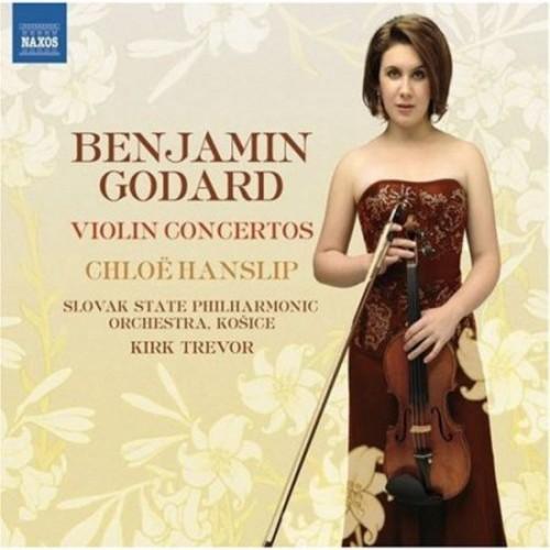 Godard: Violin Concerto No. 2; Concerto Romantique: Scnes Potiques [CD]