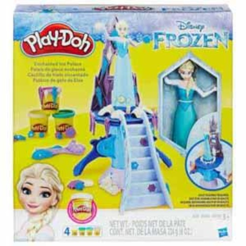 Hasbro Play-Doh Frozen Enchanted Ice Palace Featuring Elsa