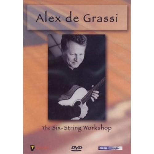 Alex de Grassi: The Six-String Workshop [DVD] [2006]