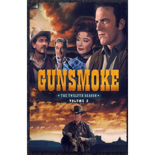 Gunsmoke: The Twelfth Season Vol. 2 (DVD)