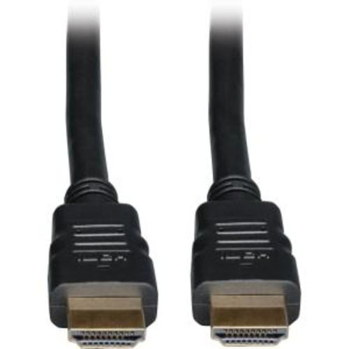 Tripp Lite High Speed HDMI Cable with Ethernet Ultra HD 4K x 2K Digital Video with Audio InWall CL2-Rated (M/M) 6ft