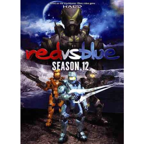 Red Vs. Blue: Season 12 (DVD)