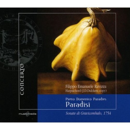 Harpsichord Sonatas 1 - CD