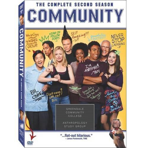 Community: The Complete Second Season (DVD)