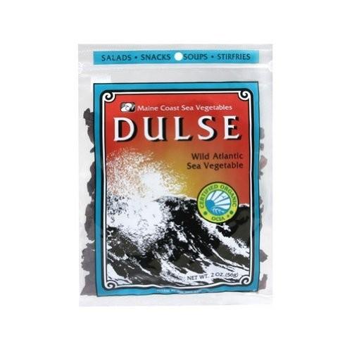 ORGANIC WILD ATLANTIC DULSE 2 OZ [Dulse]