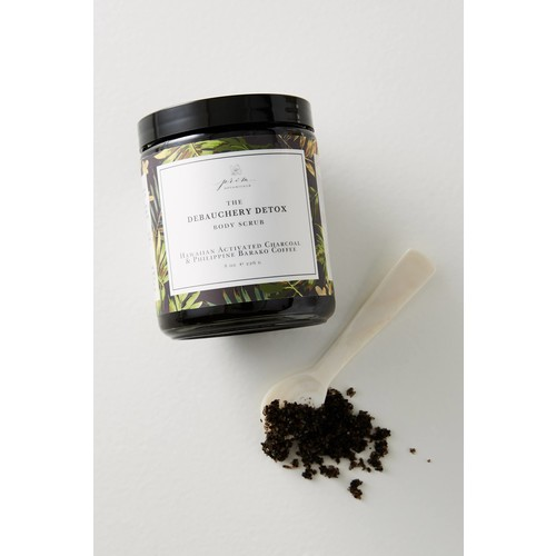 Prim Botanicals The Debauchery Detox Body Scrub [REGULAR]