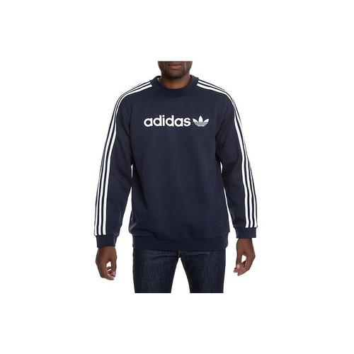 Men's Linear Crew Sweatshirt