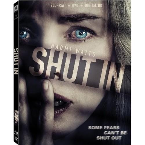Shut In (Blu-ray + DVD + Digital)