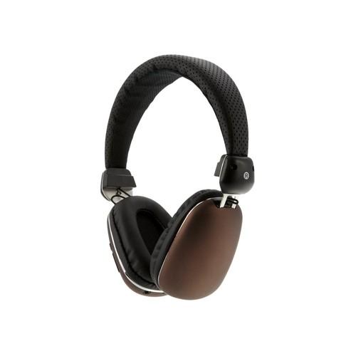 iLive - IAHP46BZ Over-the-Ear Wireless Headphones - Bronze