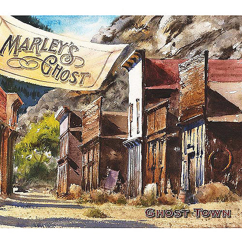 Ghost Town [CD]