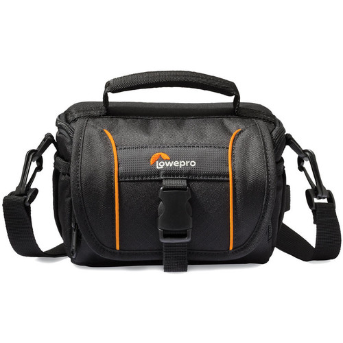 Lowepro - Adventura SH 110 II Camera Bag - Black