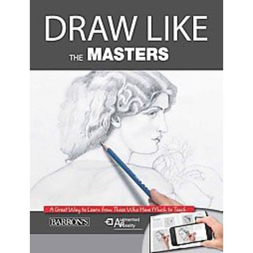 Draw Like the Masters: An Excellent Way to Learn from Those Who Have Much to Teach
