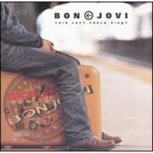This Left Feels Right By Bon Jovi (Audio CD)