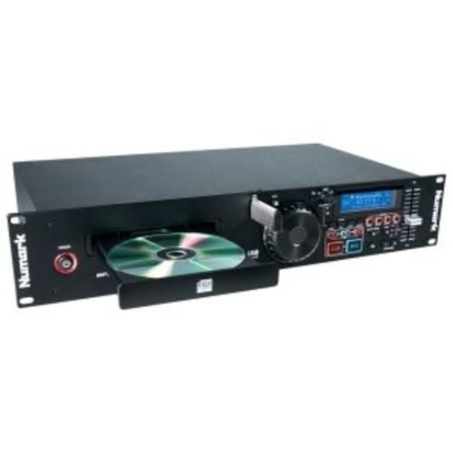 Numark MP103USB | Professional USB and MP3 CD player (Single Tray / RCA & Balanced XLR Outputs)