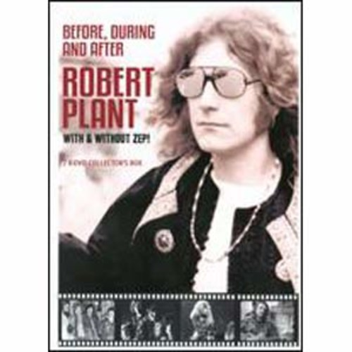 Robert Plant: Before, During and After [2 Discs]