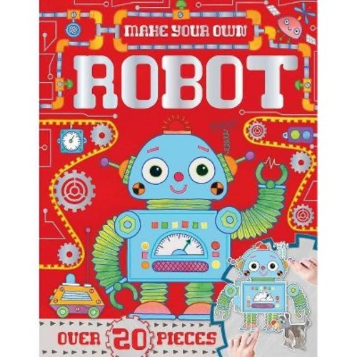 Make Your Own Robot (Hardcover)