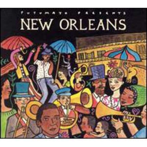Putumayo Presents: New Orleans By Various Artists (Audio CD)