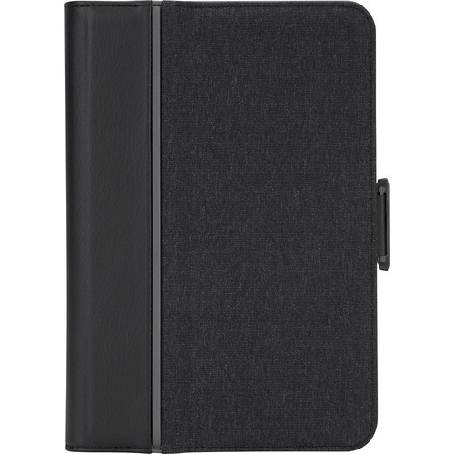 Targus - Signature VersaVu 360 Protective Case for Apple iPad mini, iPad mini 2, 3 and 4 - Black