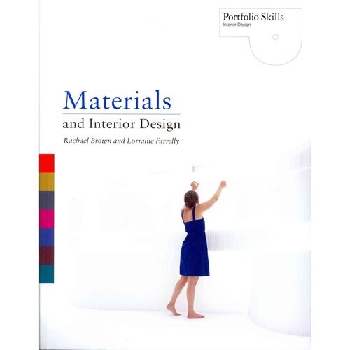 Materials and Interior Design (Portfolio Skills: Interior Design)