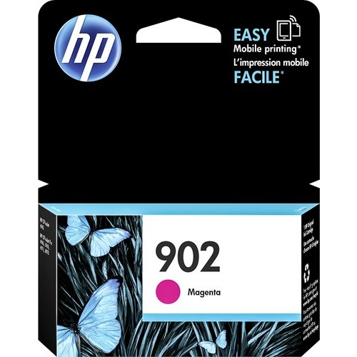 HP - 902 Ink Cartridge - Magenta
