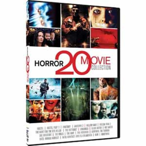 Horror 20 Movie Collection (DVD)