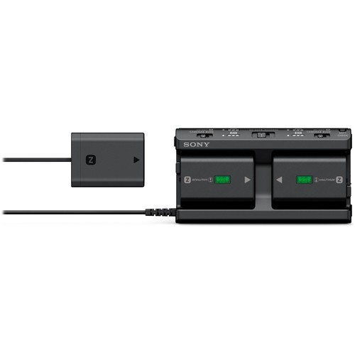 Sony - Multi Battery Adapter Kit - Black