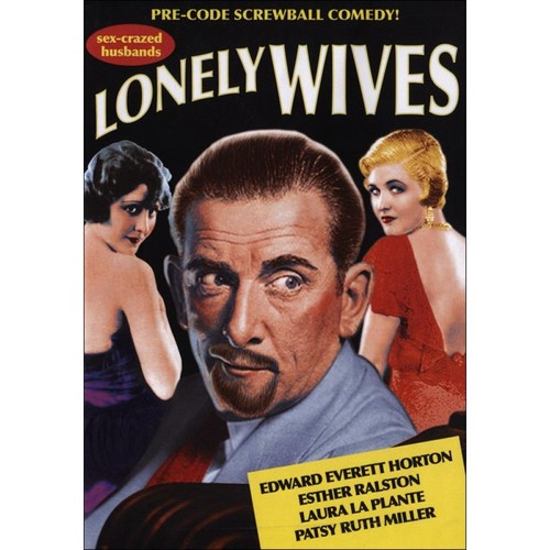 Lonely Wives [DVD] [1931]