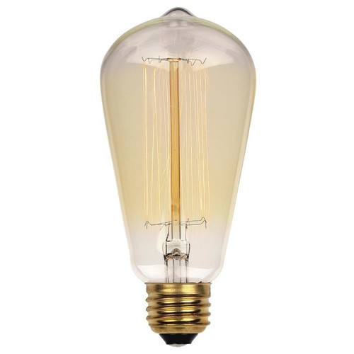 Westinghouse 40-Watt Timeless Vintage Inspired Incandescent ST20 Light Bulb