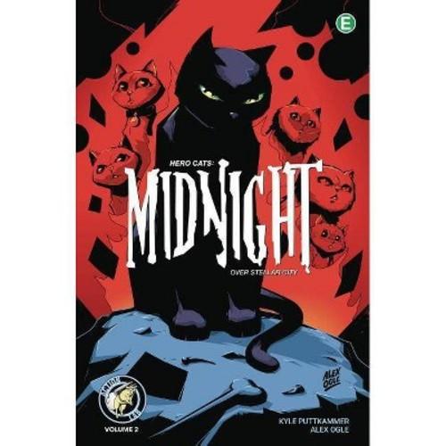 Hero Cats 2 : Midnight over Stellar City (Paperback) (Kyle Puttkammer)