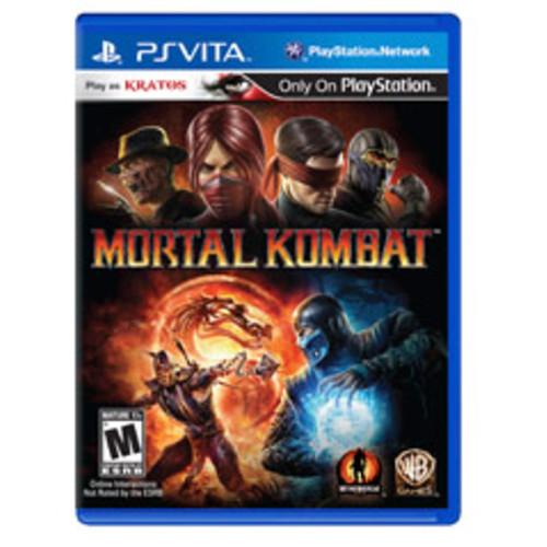 Warner Home Video Games Mortal Kombat