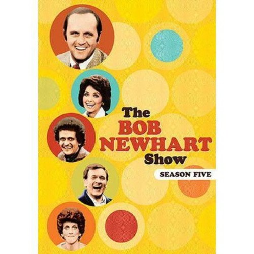 Bob newhart show:Season 5 (DVD)