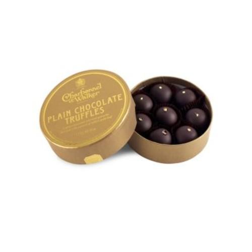 Gold Leaf Dark Chocolate Truffles