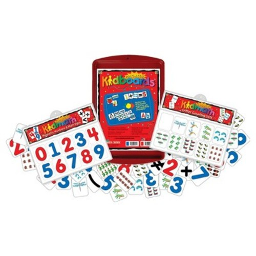 Barker Creek - Office Products Learning Magnets, Numbers Activity Kit (LM-2410)