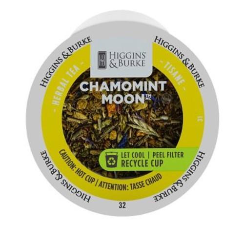 Higgins & Burke Loose Leaf Tea Chamomint Moon, RealCup portion pack for Keurig K-Cup Brewers, 48 Count (3028816)