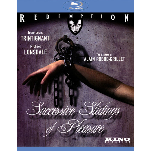 Successive Slidings of Pleasure [Blu-ray] [1973]
