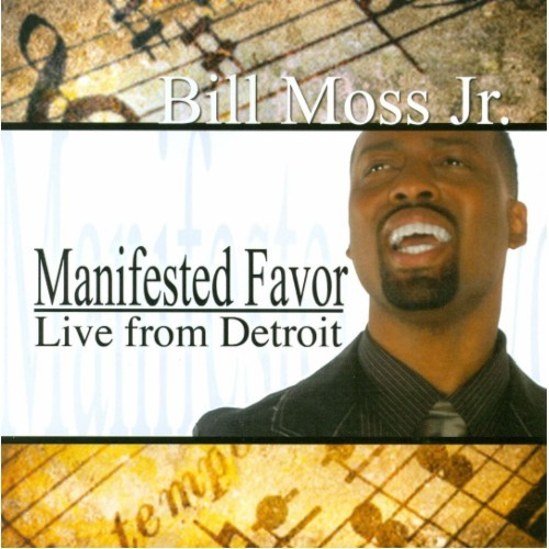 Manifested Favor: Live from Detroit [CD]