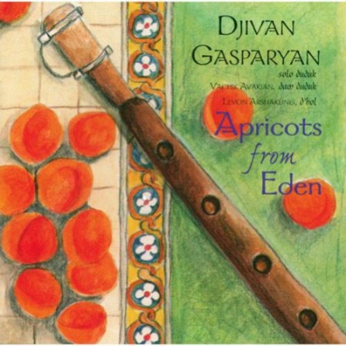 Apricots from Eden [CD]