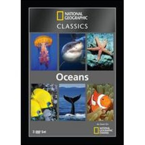 National Geographic Classics: Oceans [3 Discs]