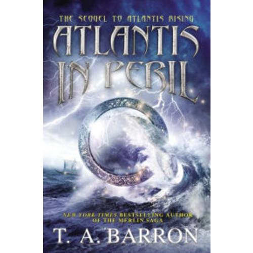 Atlantis in Peril (Atlantis Saga Series #2)