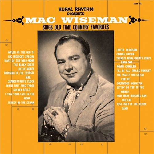 Sings Old Time Country Favorites [CD]