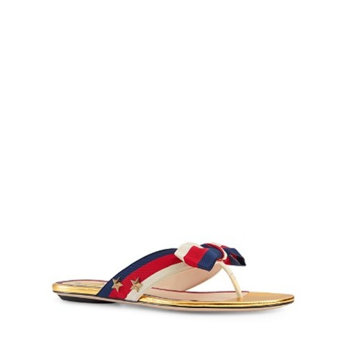 GUCCI Aline Thong Sandals