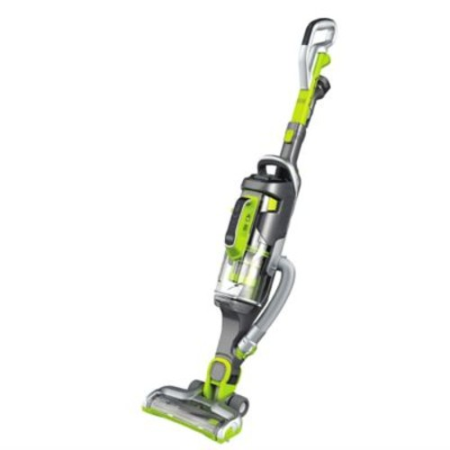 Black & Decker Pro Allergy Upright Vacuum in Lime Green