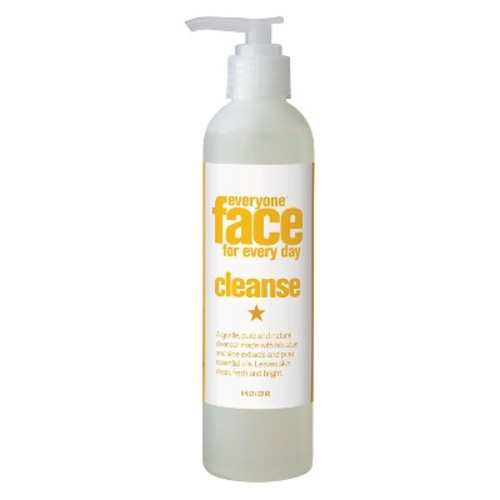 Everyone Face Cleanser, Plant Extracts and Essential Oils, 8 Fl. Oz.