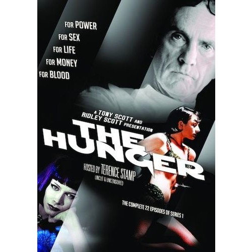 The Hunger: The Complete First Season [3 Discs] [DVD]
