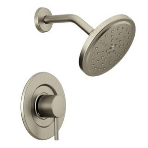 Dyconn Faucet Signature Series Roman Tub Filler Faucet with Matching Hand Shower [option : Catlan - Brushed Nickel]